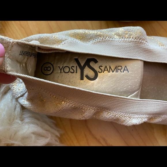 Yosi Samra Folding Travel leather shoe